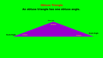 Classifying Triangles Based on Attributes