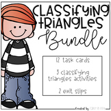 Classifying Triangles {Bundle}