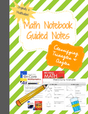Classifying Triangles By Their Sides and Angles Guided Notes