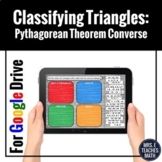 Classifying Triangles Card Sort Digital Activity