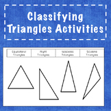 Classifying Triangles: Equilateral, Right, Isosceles, or Scalene?