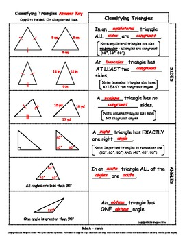 Classifying Triangles Worksheets & Teaching Resources | TpT