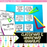 Classifying Triangles Flippable and Triangle Identification Practice