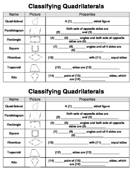 Classifying Triangles Guided Notes