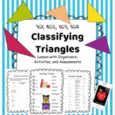 Classifying Triangles Lesson