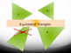 Classifying Triangles - Odd One Out