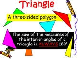 Classifying Triangles Powerpoint
