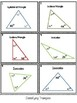 Classifying Triangles Quiz Quiz Trade Game