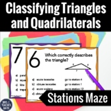 Classifying Triangles and Quadrilaterals Activity