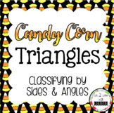 Classifying Triangles (by Sides & Angles) Halloween