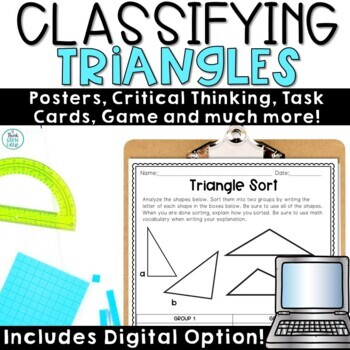 Classifying Triangles with Problem Solving