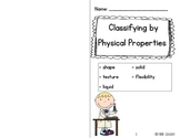 Classifying by Physical Properties {English} {Spanish} booklets