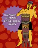Classmate Appreciation Cards