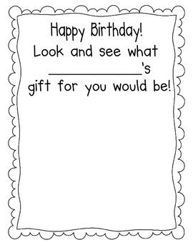 Classmate Birthday Card