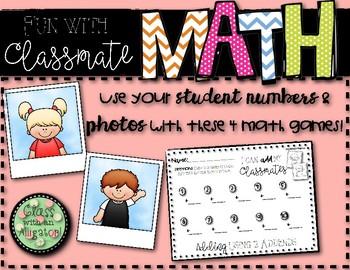 Classmate Math (Addition/Subtraction)