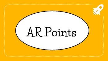 Classroom AR Point Tracker