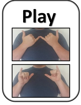 Classroom ASL for Autism