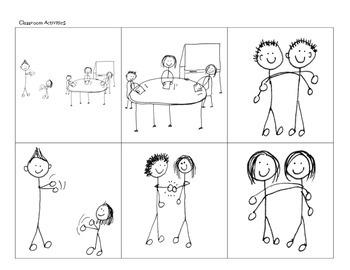 Classroom Activities in PDF