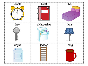 Classroom Activities to Increase Vocabulary Skills- Push-In