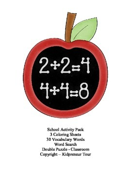 Classroom Activity Pack