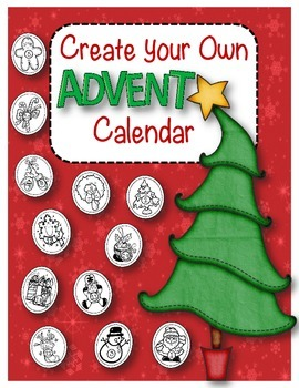 Classroom Advent Calendar