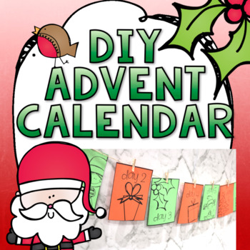 Classroom Advent Calendar (Random Acts of Kindness)