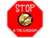 Classroom Allergy Posters