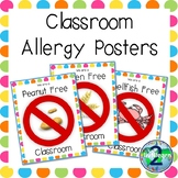 Classroom Allergy Signs