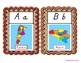 Classroom Alphabet:  Countries Theme