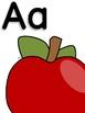 Classroom Alphabet Posters FREEBIE