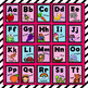 Classroom Alphabet Posters - (Polka-Dots - Upper and Lower Case Letters)