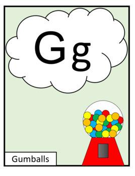 Classroom Alphabet Set!