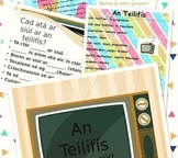 Gaeilge. Irish Classroom And Grammar Notebook Bumper Pack