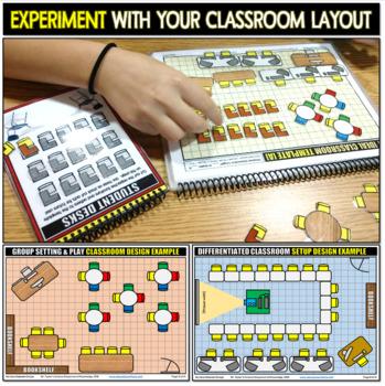 Classroom Architect: Design Tools and Templates