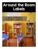 Around the Room Labels