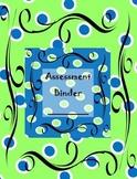 Classroom Assessment Binder
