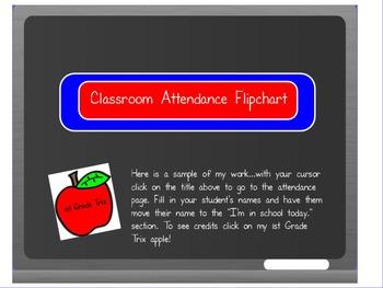 Classroom Attendance
