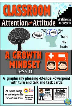 Classroom Attention and Attitude: A Growth Mindset Lesson