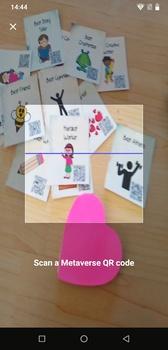 Classroom Awards Interactive (AR) Reward Tags Set One