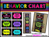 Classroom BRIGHTS Behavior Chart