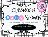 Classroom Baby Shower