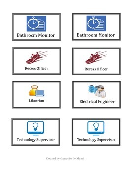 Classroom Badges and Roles
