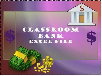 Classroom Bank - Financial Literacy