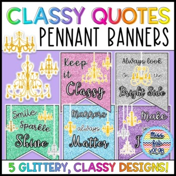 SEL Classroom Banner | Social Emotional Learning Quotes