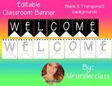 Classroom Banner EDITABLE