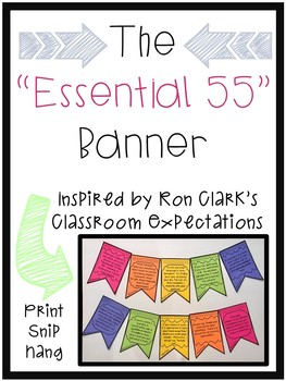Classroom Banner Essential 55