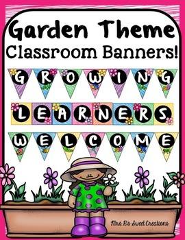 Classroom Banners-Classroom Decor
