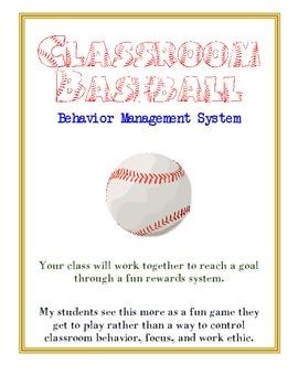 Classroom Baseball Classroom Management System