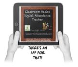 Classroom Basics Digital Attendance Tracker for Distance Learning