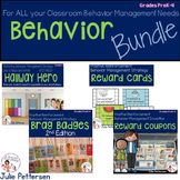 Behavior Management Plan Bundle